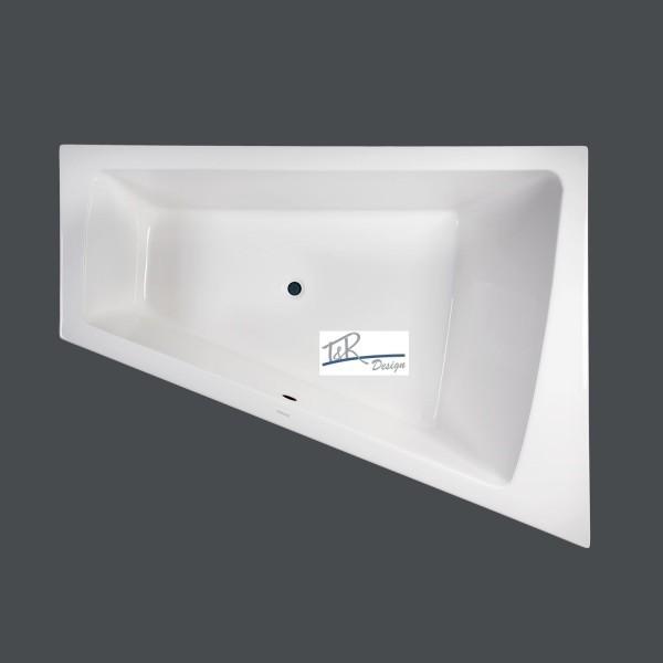 duravit paiova badewanne 170 x 130 cm r mit t r design. Black Bedroom Furniture Sets. Home Design Ideas